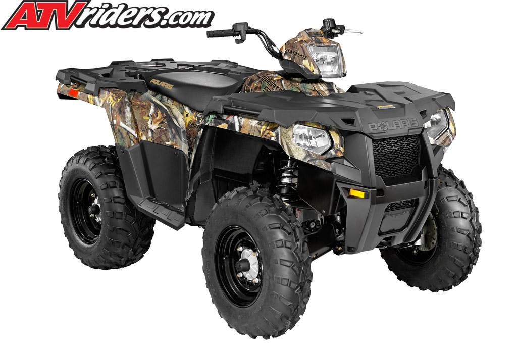quad polaris 900