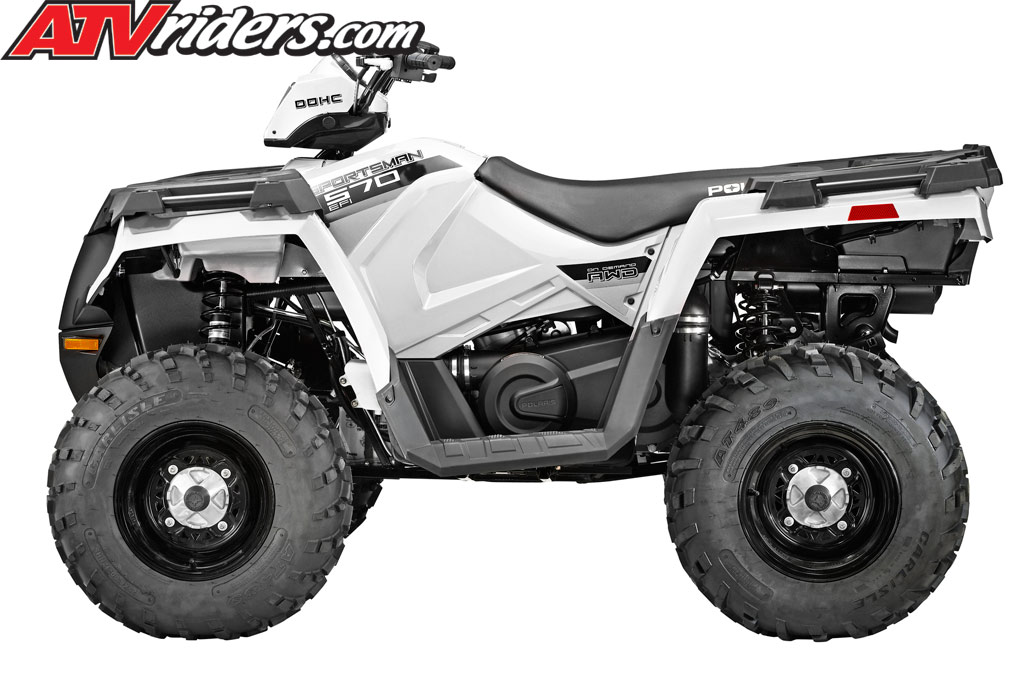 2014 Polaris Sportsman 570 EPS EFI 4x4 Utility ATV Model Info