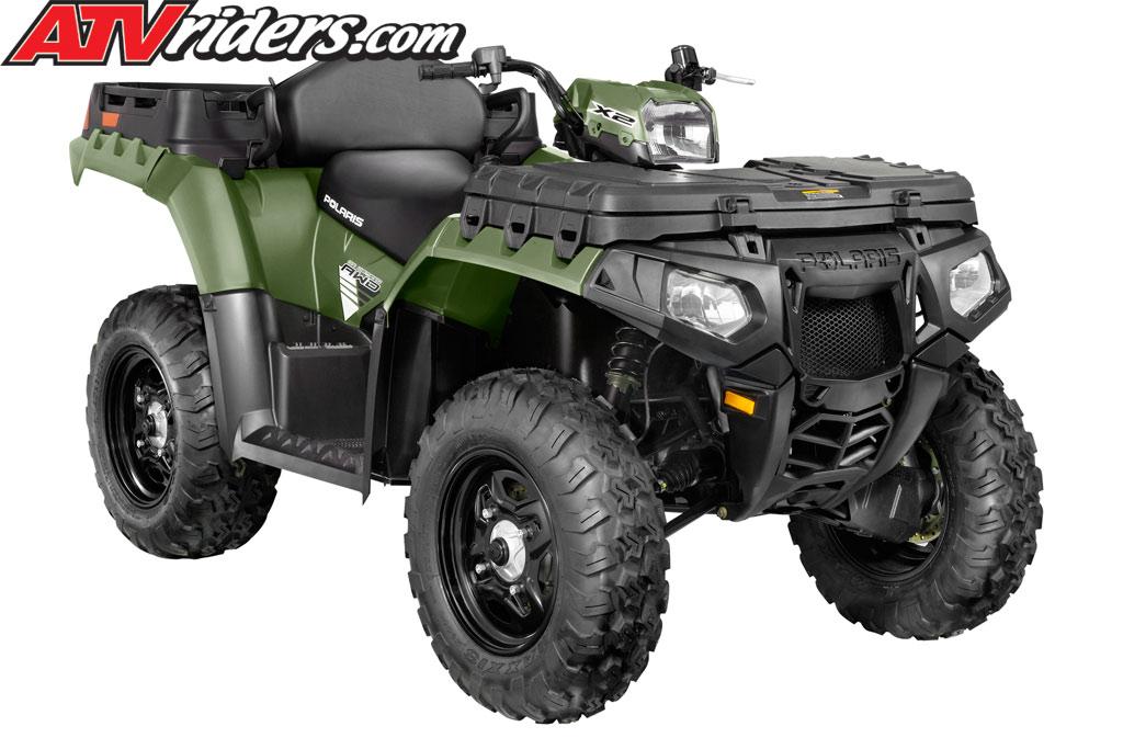 2014 Polaris Sportsman X2 550 Efi Utility Atv
