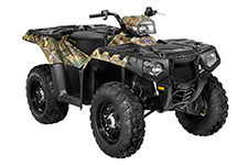 2014 Polaris Sportsman XP 850 H.O. EPS Utility ATV