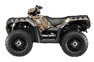 2014 Polaris Sportsman XP 850 HO EPS 4x4 Utility ATV