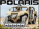 2015 Polaris DAGOR Defense Vehicle