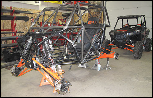 2014 Polaris Rzr Xp 1000 Sxs Desert Racer Project