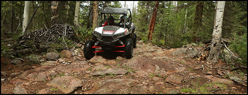 Polaris RZR XP 1000 SxS