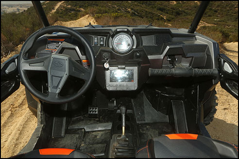 2014 Polaris RZR XP4 1000