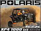 2014 Polaris RZR 4 XP 1000 Review