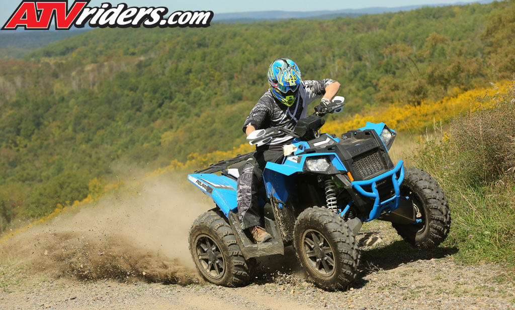 Polaris Scrambler 850 >> 2014 Polaris Scrambler XP 850 Review