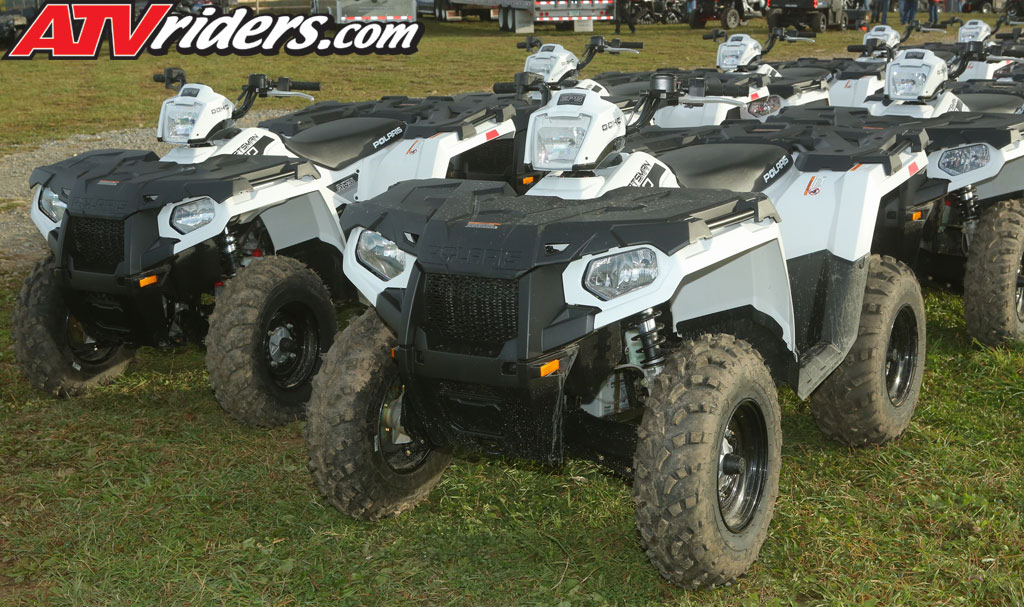 Polaris Introduces New Polaris Sportsman 570 Utility ATV
