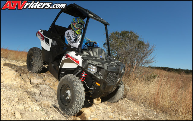 2014 polaris ace review