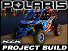 SxS  ATV Riders Project Quad Builds