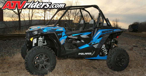 2016 Polaris RZR XP Turbo