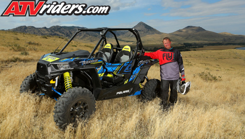 2017 Polaris RZR XP 1000 SE Ride Command