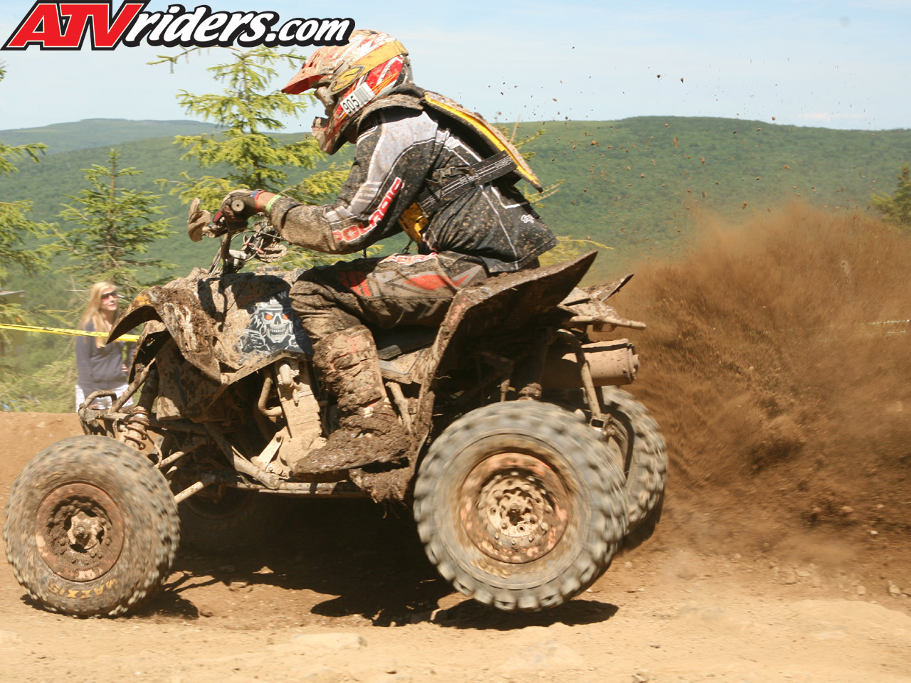 Spindle For Polaris Outlaw 525 Wiring Diagram Irs Snoeshoe Atv Race Review With Jeff 1280x960