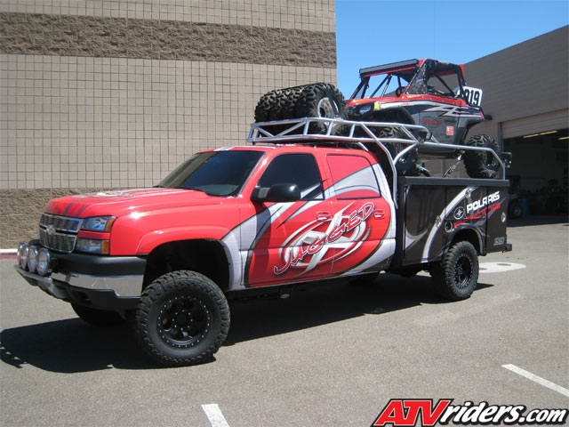Jagged X S Ranger Rzr Utv And Support Truck