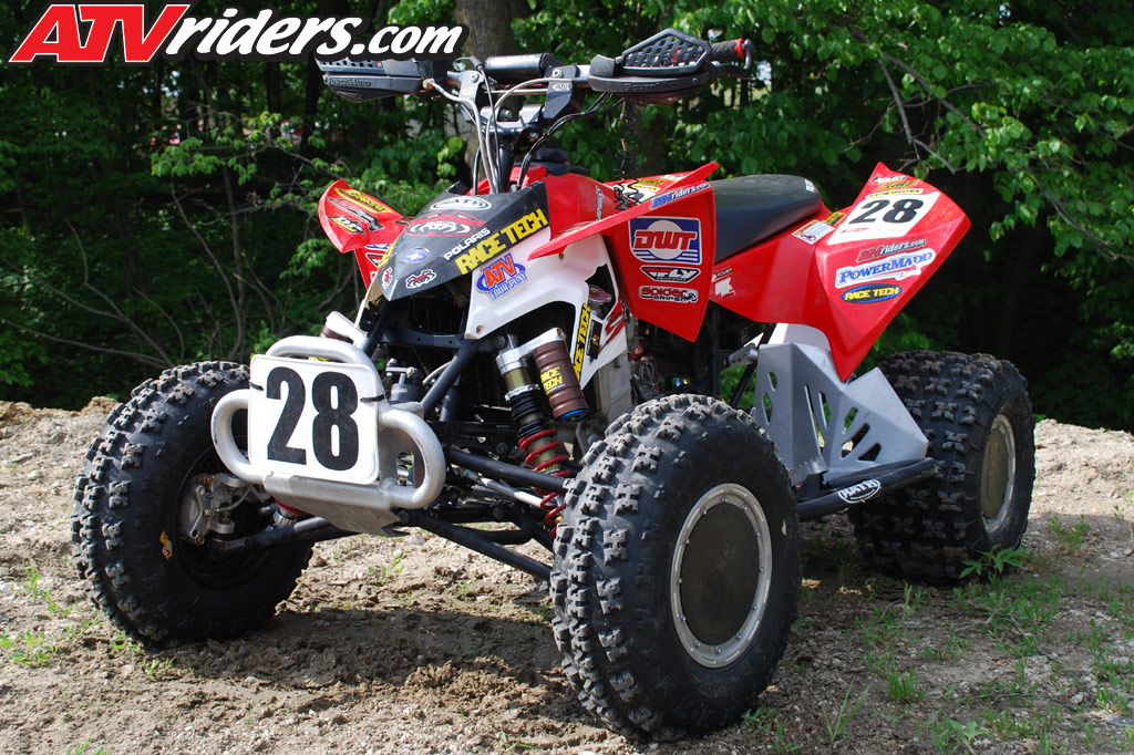 2009 polaris outlaw 525s atv xc race test iatvhss iowa atv hare scramble series round 2. Black Bedroom Furniture Sets. Home Design Ideas