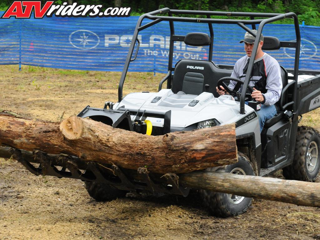 2009 Pure Polaris Ranger & Rzr Accessories Review