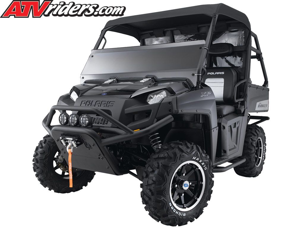 2009 pure polaris ranger rzr accessories review. Black Bedroom Furniture Sets. Home Design Ideas