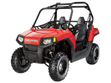 2009 Polaris Rzr S UTV Model