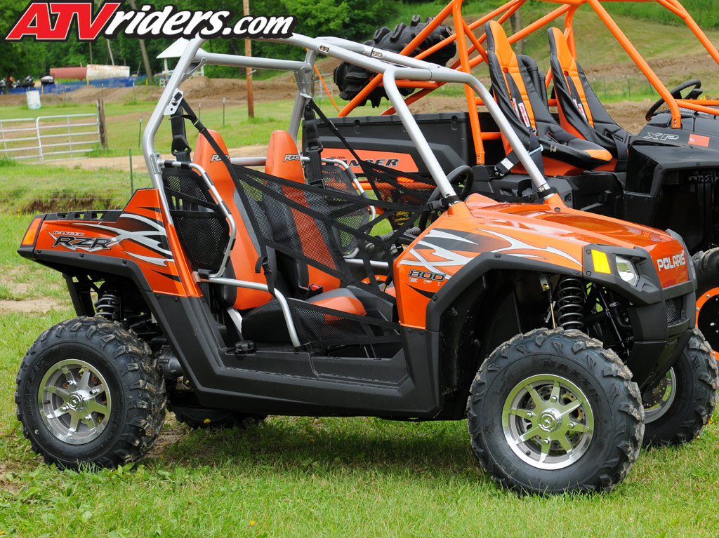 2009 Polaris Rzr Amp Rzr S Model Test Ride Review