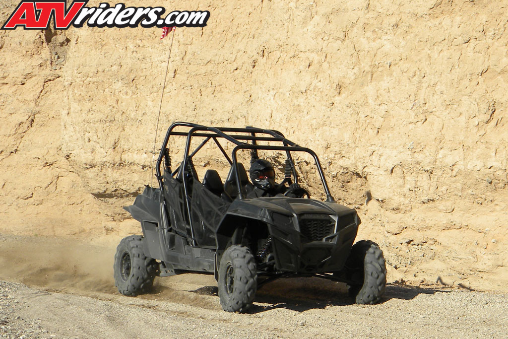 Blacked Out Rzr >> Polaris to Donate RZR XP 4 900 UTVs to Wounded Warrior Project - All New 2012 Polaris XP 4 900 ...