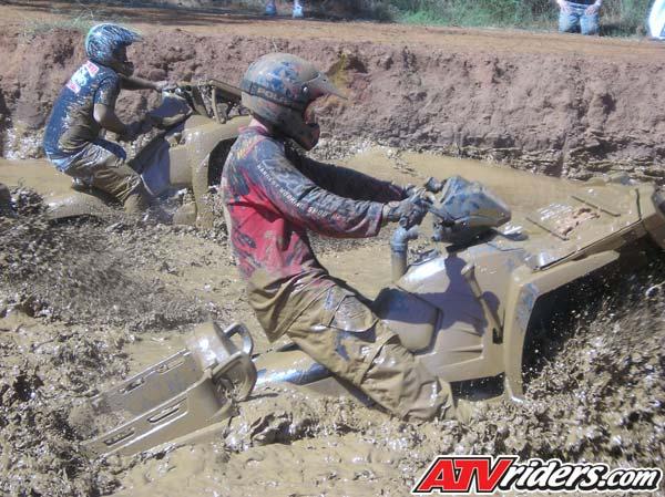 Team High Lifter Polaris ATV Racing Dominate at Mudstock