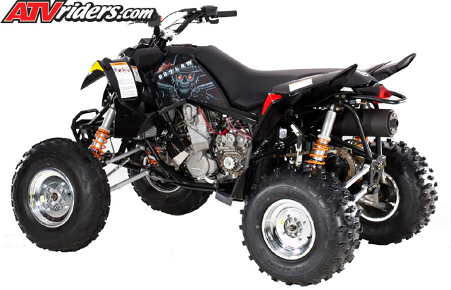 Polaris Outlaw 525 Links