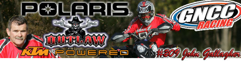 2007 Polaris Outlaw 525 GNCC Test Ride