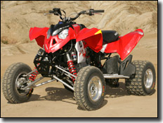 Polaris Outlaw 450MXR ATV