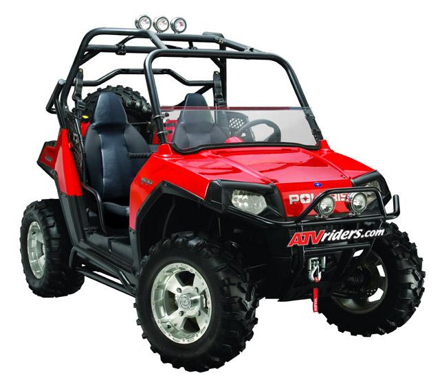2007 Polaris Ranger Rzr Side X Side Performance Sport UTV - Features