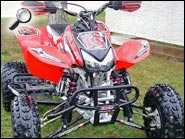 Pro Armor S March 08 Quad Of The Month William Chapman