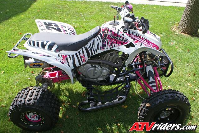 Honda 300 Trx. Honda TRX300EX QOTM ATV