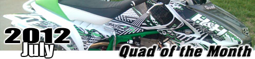 ATVriders.com Quad of the Month