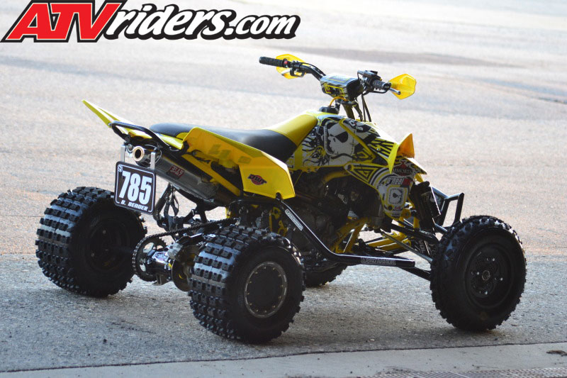 Quad of the Month - May 2012 - Brandon Bender's 2007 Suzuki LTR450 ATV