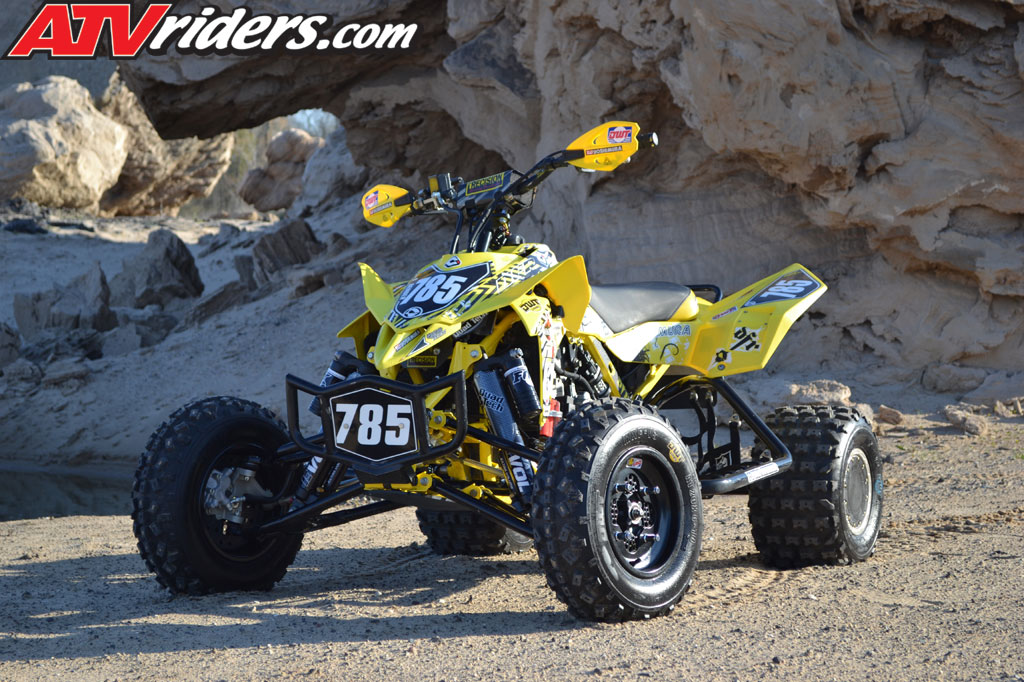 732216d76d1 Quad of the Month - May 2012 - Brandon Bender's 2007 Suzuki LTR450 ATV