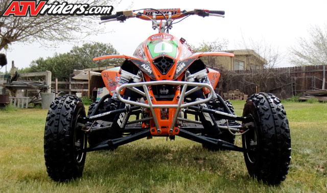 Quad of the Month April 2013 jakeltr450 s KTM 505 SX ATV