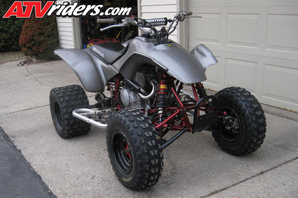 Quad of the Month - March 2013 - Shadd Spencer's TPC450R ...