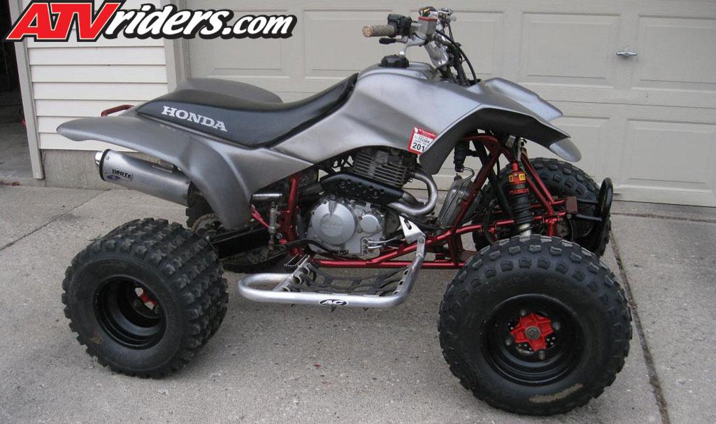02 Honda 400ex Plastic  U2013 Honda Worldwide
