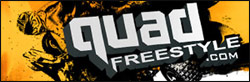 Quad Freestyle ATV QFMX Logo