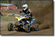 Black Diamond Motorsports' Cody Irving