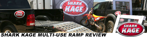 Shark Kage Multi-Use Loading Ramp Review