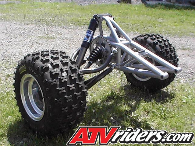 Sonic Offroad Inc, The Sonic Spider IRS Kit presents the