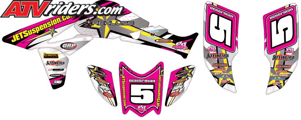 Spider graphix breast cancer awareness atv graphics help - Spider graphix ...