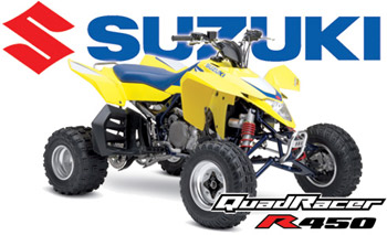 2006 Suzuki LTR450 Quad Racer ATV Specifications