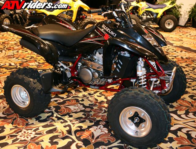 2006 suzuki atv & motorcycle dealer show - las vegas, nv - new atv