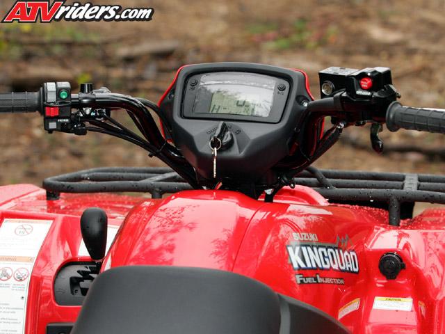 Suzuki 300 Quadrunner. 2007 Suzuki King Quad 450 4x4