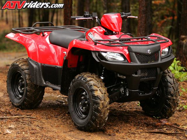 2007 suzuki king quad 450 fi 4x4 irs low miles cheap. Black Bedroom Furniture Sets. Home Design Ideas