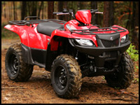 Suzuki King Quad 450 4x4