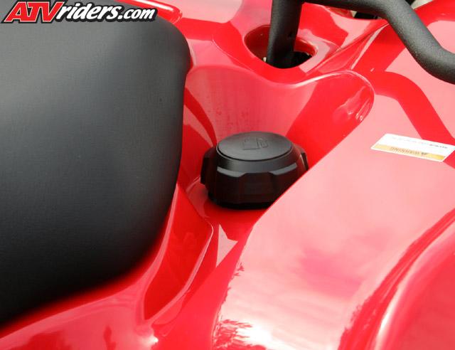 2007 Suzuki King Quad 450 4x4 Test Ride - Fuel Injected 4x4 Utility ATV