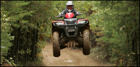 Suzuki King Quad 450 4x4 ATV
