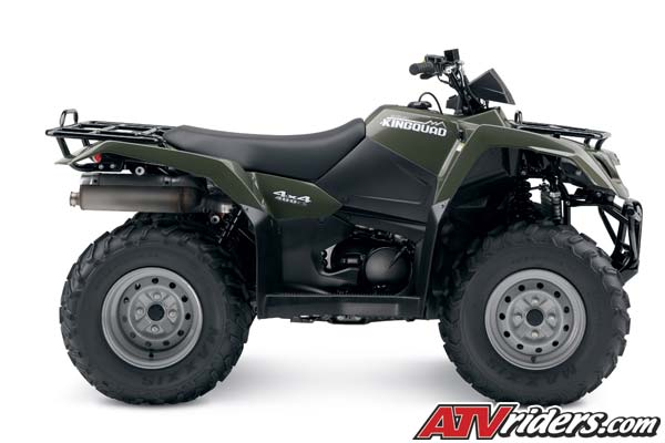 2008 suzuki kingquad 400 series sport utility atv features benefits. Black Bedroom Furniture Sets. Home Design Ideas
